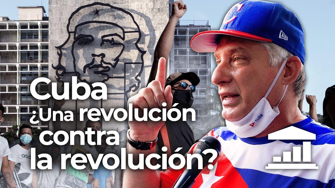 ¿Está CUBA ante el FIN de la REVOLUCIÓN comunista? -  VisualPolitik