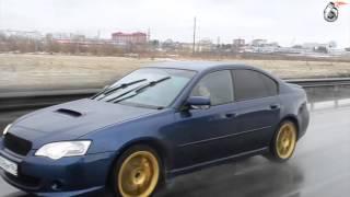 Subaru legacy B4 turbo 320+л.с