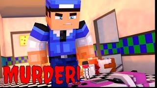 Minecraft FNAF SISTER LOCATION MURDER! EVERYONE DIES! (Minecraft Roleplay)