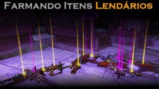 Borderlands 2: Farmando Itens Lendários (Sala do Tesouro, DLC Captain Scarlet)