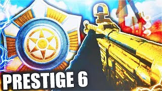COD WWII: Entering 6TH Prestige: What Happens? (How To Prestige FAST)