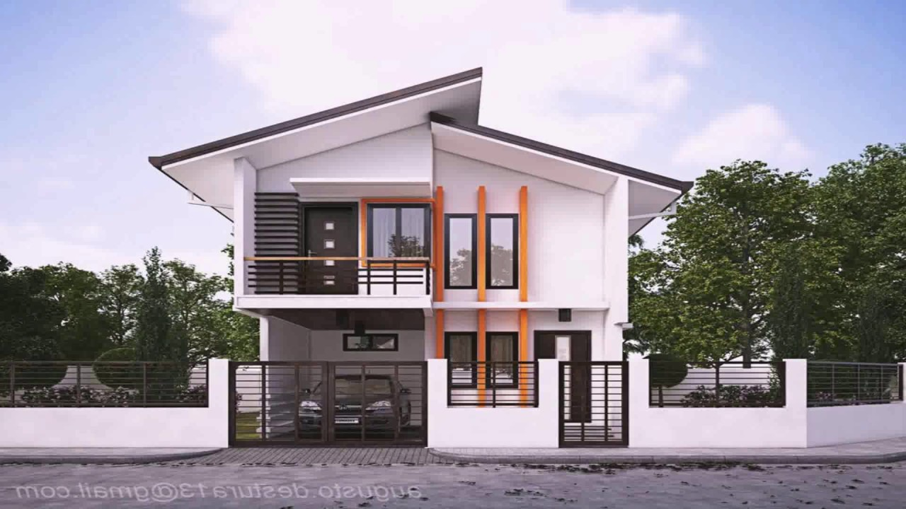 House design bungalow type philippines youtube for House design bungalow type