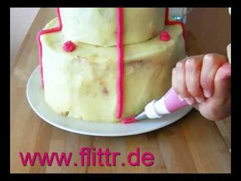Torte Aus Fleisch Z B Hochzeitstorte Youtube