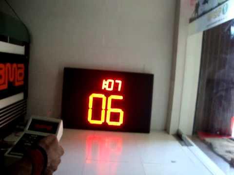Basketball Shot Clock