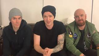 The Script Live In Hong Kong 2018 Shout Out ID