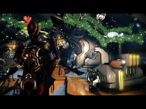 Christmas Decorations Warframe