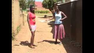 Repeat youtube video Kansiime Anne against the mini skirt.