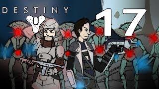 Destiny con Revenant - RAID La camara de cristal,épico!  EP 17