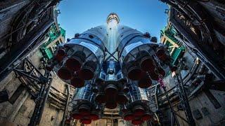 Пуск ракеты-носителя \