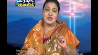 Lent is the Season of God,s Glory - Telugu Sermon - Sis.Jacintha Rani Sermons