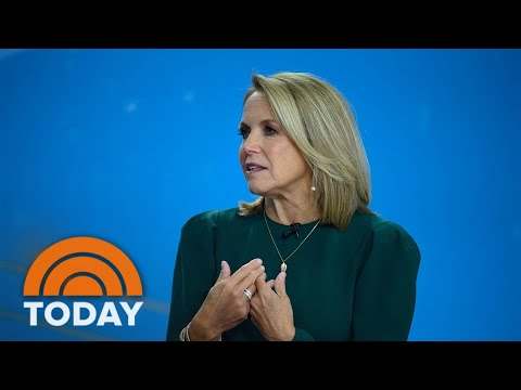 Katie Couric: 'I'm Not Sure The Country Was Ready For A Female Anchor'