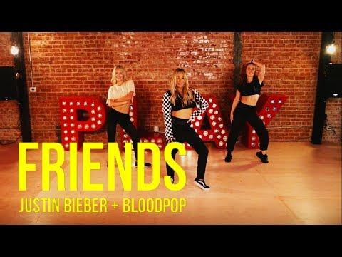 Justin Bieber with BloodPop® -