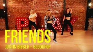 "Video Justin Bieber with BloodPop® - ""Friends"" (Dance Tutorial) | Mandy Jiroux download MP3, 3GP, MP4, WEBM, AVI, FLV Maret 2018"