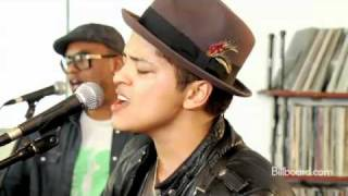 Bruno Mars - Just The Way You Are (Studio Session) LIVE!!!
