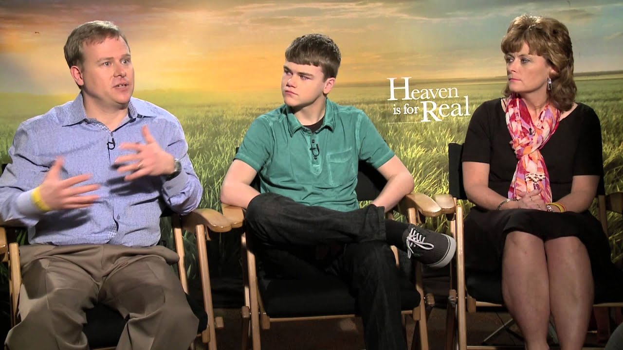 The Real-Life Family Behind Heaven is for Real - YouTube