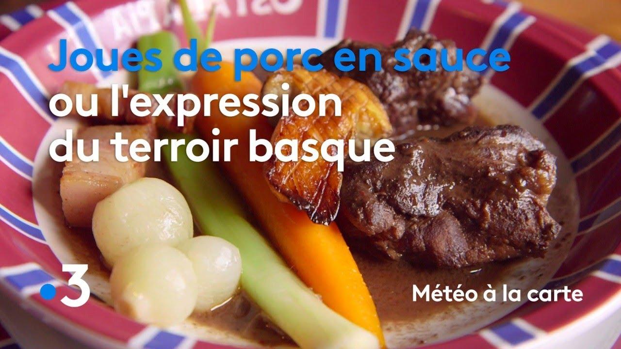 Recette : joues de porc ou l'expression du terroir basque