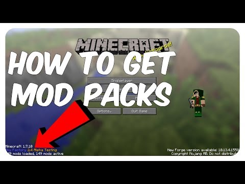 How To Install Mod Packs On Minecraft PC: Complete Step By Step Tutorial | Download Sky Factory 2