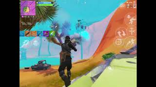 Fortnite Mobile Alpha Tourney 22 Points