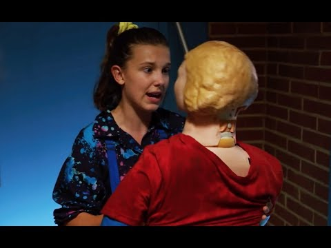 STRANGER THINGS Blooper Reel (2019) Netflix Horror