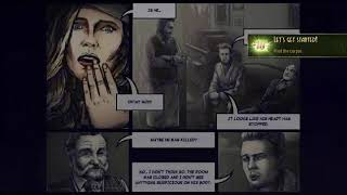 Murder In The Alps Deadly Snowstorm Gameplay 3