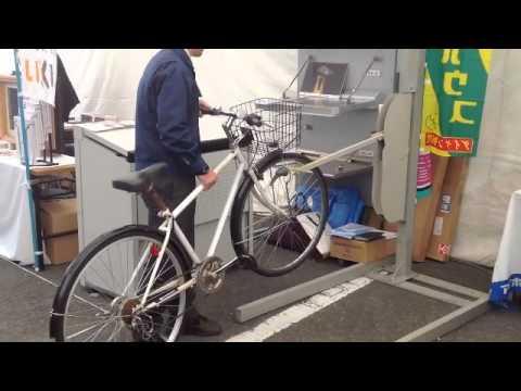 自転車の 自転車置場 イナバ : ... 使い勝手の良い自転車置き場