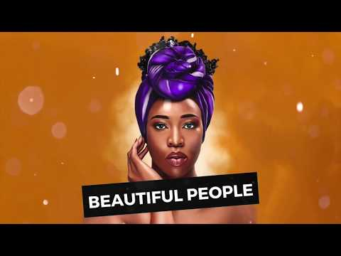"Slow Afrobeat Type Instrumental – Free Afrobeats 2020 ""BEAUTIFUL PEOPLE"""