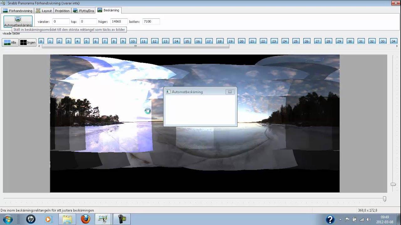 Hugin panorama 360 tutorial