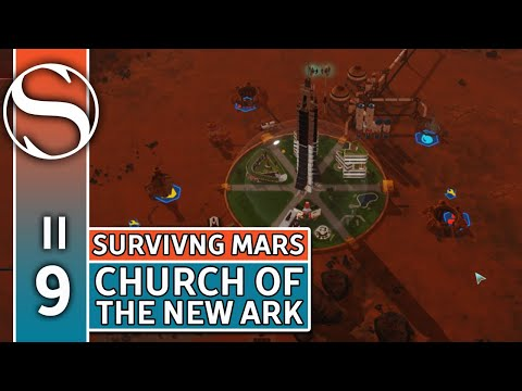 #9 Empty Electronics - Surviving Mars - Surviving Mars Gameplay