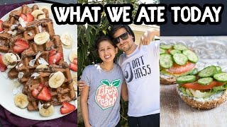 What A Vegan Couple Eats In A Day #7 + Easy Recipe Ideas!