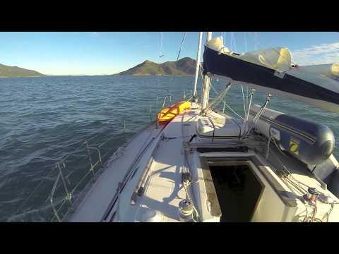 Sailing Queensland - Hamilton Island to Townsville