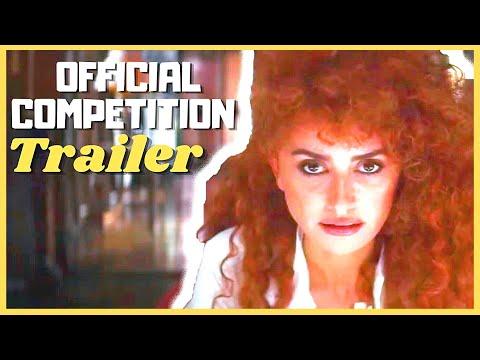 OFFICIAL COMPETITION 2021 Teaser Trailer, Penélope Cruz, Antonio Banderas