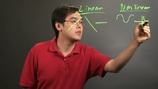 How to Distinguish Between Linear & Nonlinear : Math Teacher Tips
