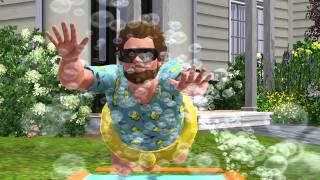 Мальчишник в Вегасе часть 3. Пижамная вечеринка!