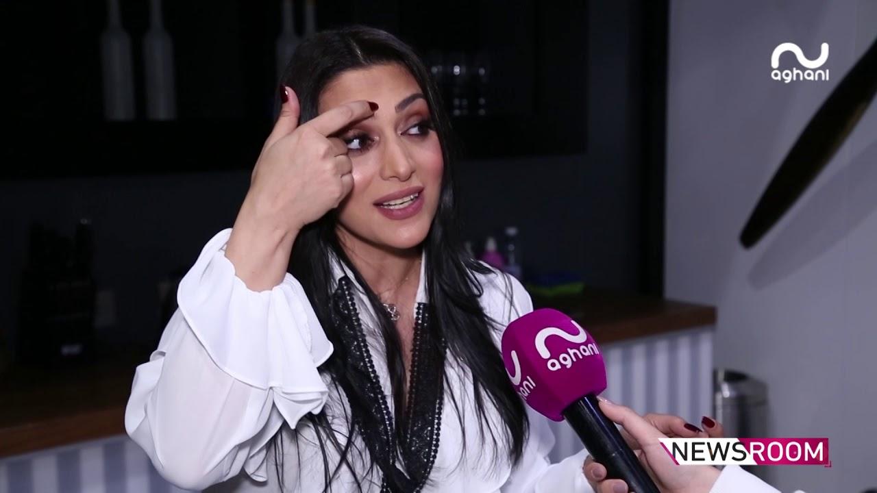 مايا نصري من كواليس بيت الكل: أنا لست غائبة.. وأغاني أغاني تجمعها بأستاذها القديم كميل سلامة!