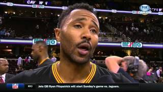 Mo Williams tells Allie what