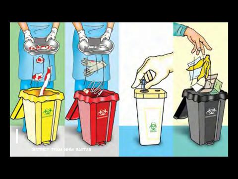 Bio Medical Waste Management Bastar
