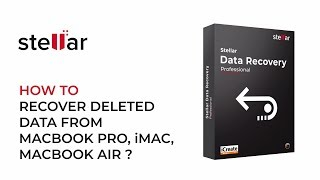 How to Recover Deleted Files from MacBook Pro, iMac, MacBook Air