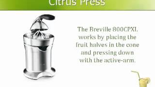 Breville 800CPXL