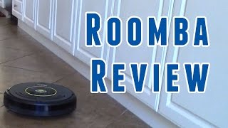 ROOMBA 761 Review - iRobot Roomba 700 series