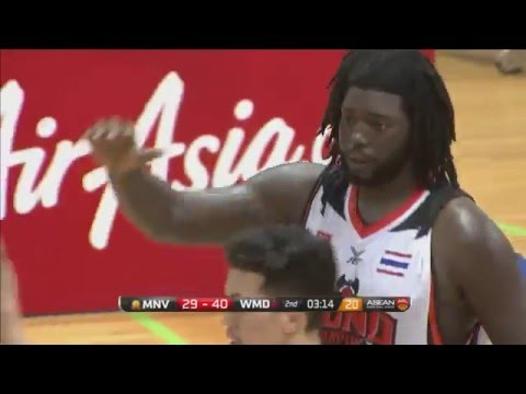 ABL 2015-2016 Top 10 Plays of the Week, January 13-17, 2016