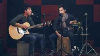 Jason Mraz - 93 Million Miles (Av.Hollywood acoustic cover)