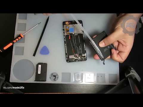Xiaomi Mi5S замена экрана, разборка / сборка