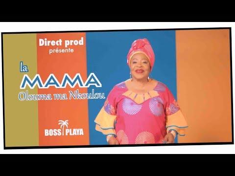 """Patience Dabany """"LA MAMA""""  OLOUMA MA NKOULOU (C'est mon mari)"""