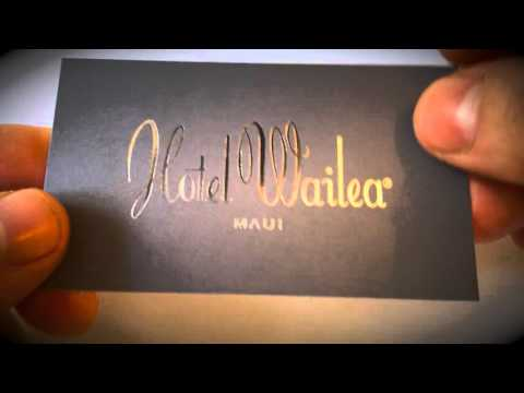Silver foil business cards hot foil stamping youtube silver foil business cards hot foil stamping colourmoves