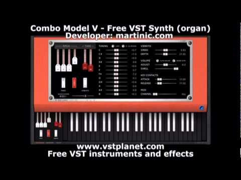 Free VST Organ instruments - Free download - VST Plugins
