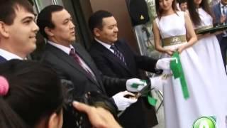 Открытие Hyundai-центра в Костанае