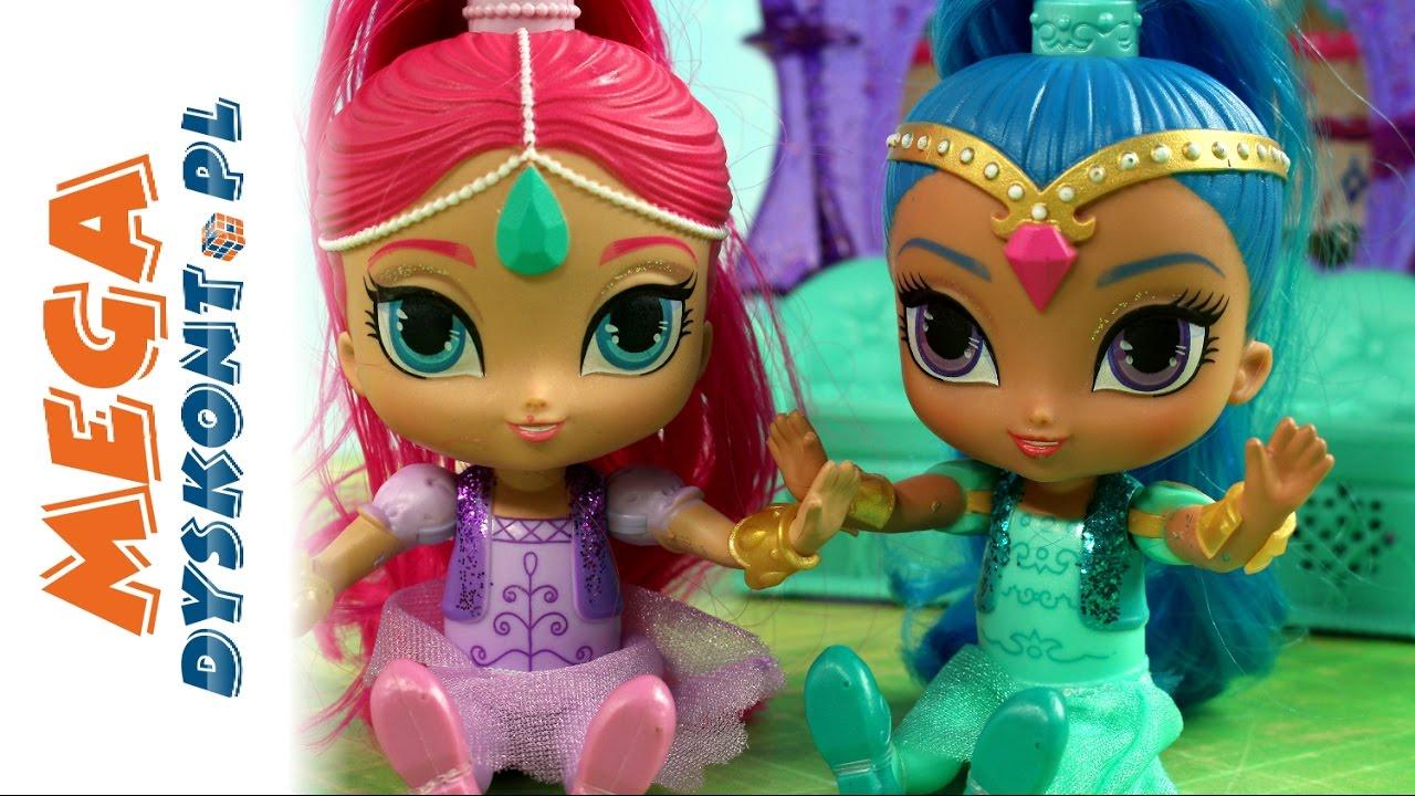 Spełnianie Życzeń - Barbie & Shimmer i Shine - Bajki dla dzieci