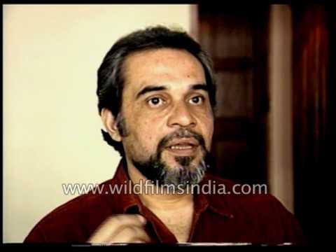 Dhritiman Chatterjee talks about his film 'Pratidwandi film'