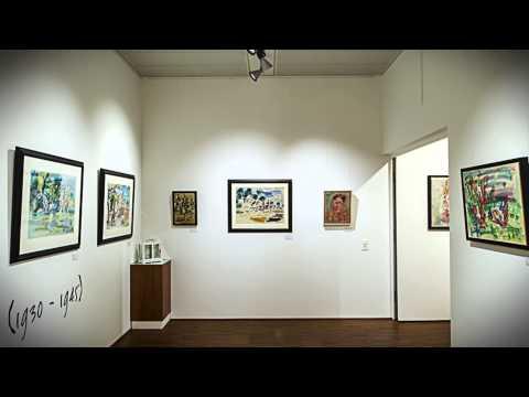 Artrust - Gen Paul Exhibition - Slideshow