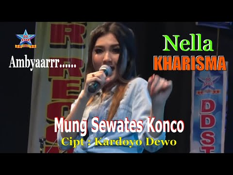 Mung Sewates Konco ~ Nella Kharisma [Official Video HD]